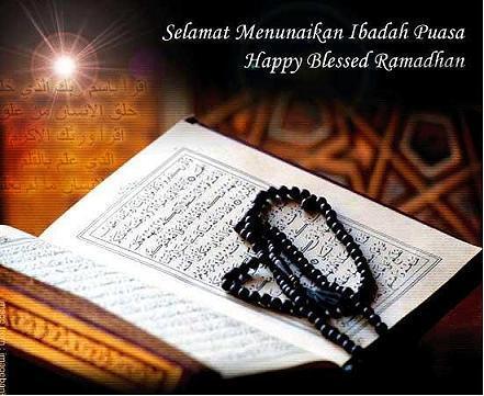 happy Ramadlan