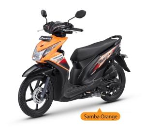 BeAT-FI CBS Samba Orange