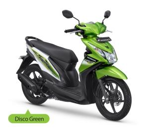 BeAT-FI CW Disco Green