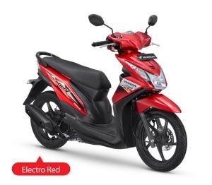 BeAT-FI CW Electro Red