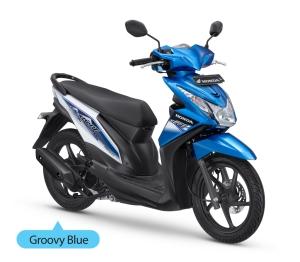 BeAT-FI CW Groovy Blue