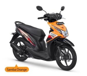 BeAT-FI CW Samba Orange