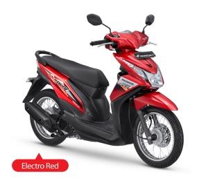 BeAT-FI Spoke Electro Red