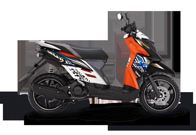 Yamaha X Ride Se Hitam terbaru