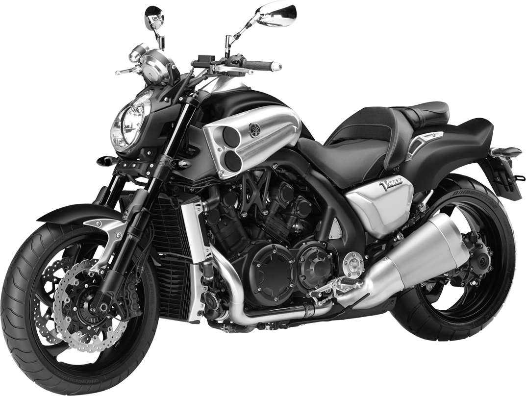 Yamaha Vmax All About Nothing