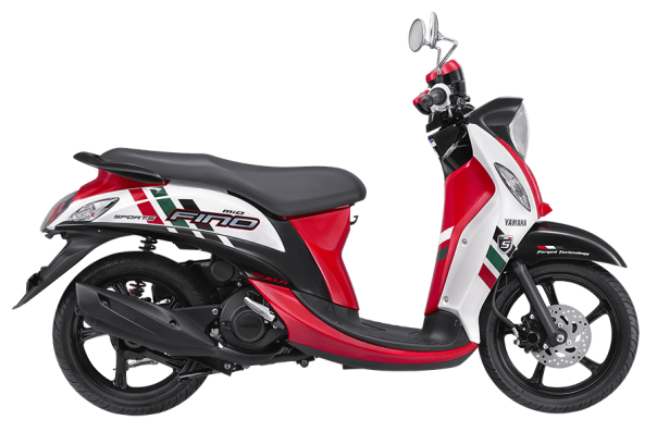 Fino Fi 2014 Sporty - exiciting-red