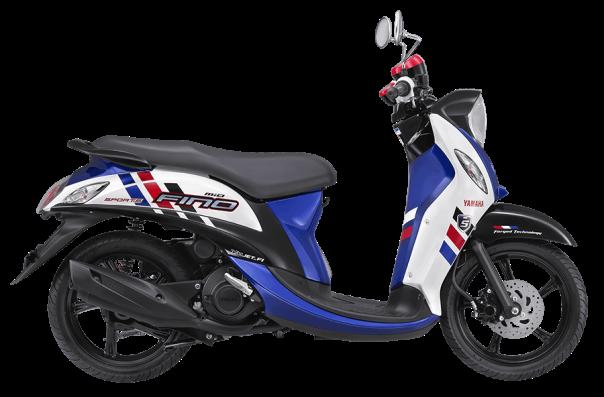 Fino Fi 2014 Sporty - sporty-blue