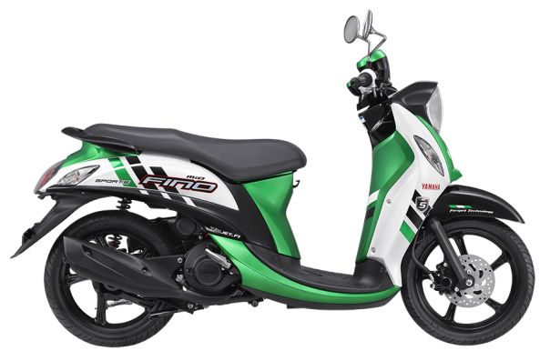 Fino Fi 2014 Sporty - stylish-green