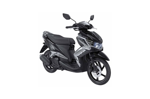yamaha-gt125-eagle-eye-Elegant Black
