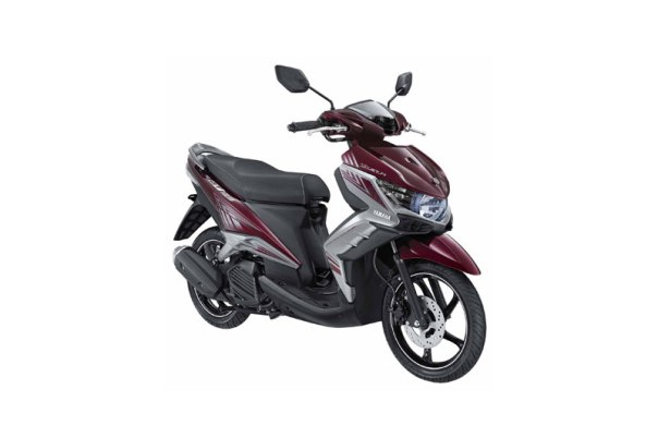 yamaha-gt125-eagle-eye-Premium Purple