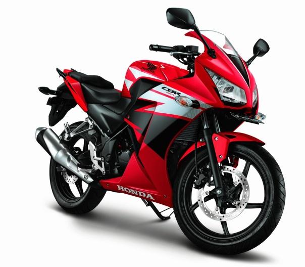 CBR150R - Red