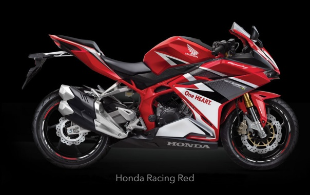 CBR250RR 2016 Racing Red
